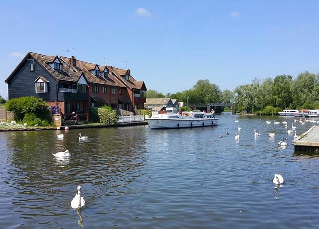 Holiday Cottage on the Norfolk Broads